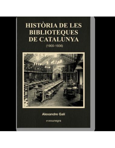 Història de les Biblioteques de Catalunya (1900 - 1936)
